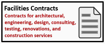 click here for facilities contracts