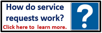 how do service requests work?  click here to learn more