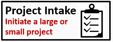 click here to  initiate a large or small project